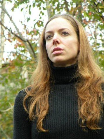 """Hush"" dir by Gisele Liakos"